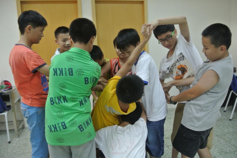 00小老師培訓—相信團隊的力量吧,一定能解出來的!