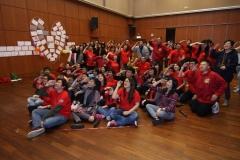 2014年3月香港紅衣日