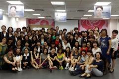2015年4月志願者機構培訓