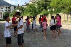 2016年8月 暑期兒童營會