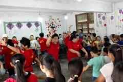 2016年8月 讓愛飛揚兒童夏令營